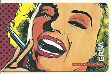 RARE / CARTE TELEPHONIQUE - MARILYN MONROE / PHONECARD COMME NEUF LIKE NEW