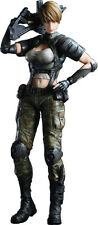 "APPLESEED - Deunan Knute 9"" Play Arts Kai Action Figure (Square Enix) #NEW"