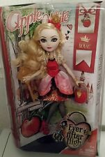 Mattel Ever After High Apple White Doll & Acc 1st Wave  6 Year Up  NIB