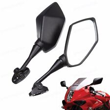 Left Right Rear View Mirrors For HONDA CBR900 CBR919 CBR929 CBR954 1998-2003