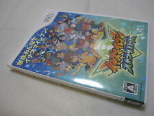 Japan Wii Exclusive use. Inazuma Eleven Strikers. USED. Japanese. Japan Import.