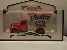 LLEDO DG59033 BEDFORD 30CWT BOX VAN - BUNTY FOR GIRLS - VERY RARE MODEL