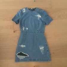 HOUSE OF HOLLAND Denim Dress UK8  EU36 US4
