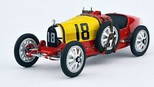 CMC 1:18 1924 Bugatti T35, Spain, Red and Yellow M-100-016