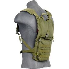 Lancer Tactical CA-321G Lightweight Hydration Backpack Pack H2O Water Carrier OD