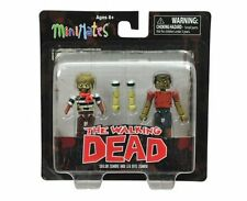 THE WALKING DEAD MINIMATES SAILOR & LEG BITE ZOMBIE BRAND NEW MINI FIGURE