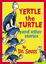 Yertle the Turtle and Other Stories (Dr Seuss)-ExLibrary