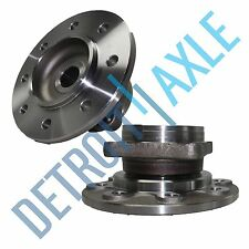 2 Front Wheel Hub and Bearing Assembly Dodge Ram 2500 4WD 4 Bolt Flange