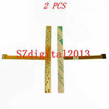 2PCS/ Lens Electric Brush Flex Cable For CANON EF-S 55-250mm f/4-5.6 IS II