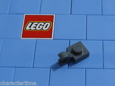 Lego 61252 1x1 with Clip Dk Grey X 5 **Brand New Lego*