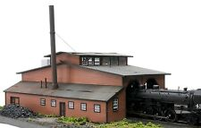 HO Scale HOn3 BANTA MODELWORKS #2097 Port Costa Roundhouse