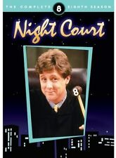 Night Court: The Complete Eighth Season [3 Discs] (DVD Used Very Good) DVD-R