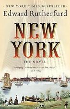 New York by Edward Rutherfurd (2010, Paperback)