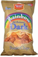 Better Made Rainbow Old Fashioned Dark Potato Chips 12.5oz bag  Made in Michigan