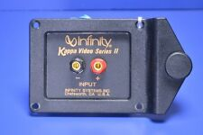 Infinity Systems Kappa Video Series II Center or Side Speaker Crossover Network