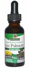 Natures respuesta Saw Palmetto sin alcohol 30 Ml