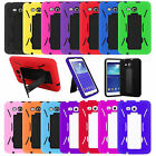 Hybrid Tough Hard Stand Cover Case for Samsung Galaxy Tab 3 7