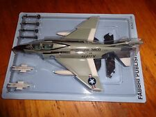 NEW IN PACKAGE  Fabbri Publishing F-4J Phantom Scale Model 1:100,