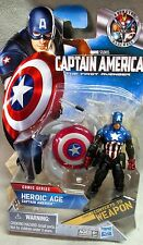 Captain America Heroic Age Action Figure Marvel Comic Series