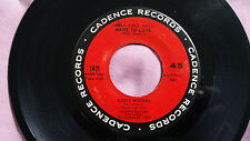 """Eddie Hodges """" Made To Love / I Make Believe It's You"""" 1962"""