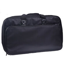 Black High Quality Effect Pedal Board Bag for Guitar Effect Pedal 62x37x15cm