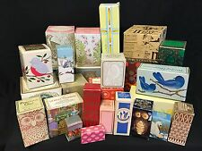 Lot of 27 Avon Perfume Cologne w/Boxes Most Full Moonwind~Sweet Honesty~Sachets