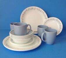 "CORELLE ""COUNTRY COTTAGE"" 16 PIECE SET 4 PLACE SETTINGS EUC"