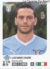 LUCIANO ZAURI # ITALIA LAZIO RARE UPDATE STICKER CALCIATORI 2012 PANINI