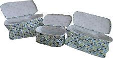 Aufbewahrungbox 1 x 2 plus 1 Kosmetik Tasche siehe Abbildung            (LP 075)