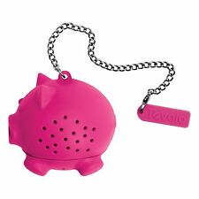 Tovolo Pig Silicone Tea Infuser / Steeper