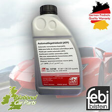 Febi Automatic Transmission Fluid 5 Litres (Equivalent to Esso LT71141 & ATF1)
