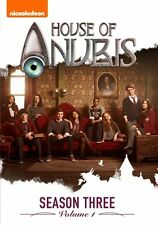 HOUSE OF ANUBIS - SEASON 3 VOLUME 1  -  DVD - REGION 1 - Sealed