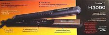 HAIRART H3000 (NEW DIAMOND IONIC 450 F ) FLAT /CURLING IRON - 1 3/8 INCH  110V