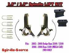 "2003 - 2008 Dodge Ram 2500 3500 (1500 MEGA CAB) 2WD 3.5""  / 2.5"" LIFT KIT   UB-I"