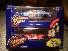 2000 Winners Circle 2 Pack 1/24th Cars #88 And #3 Dale Earnhardt taz  car