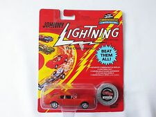 Johnny Lightning The Challengers Custom Toronado red color w/series # 2 coin NIB