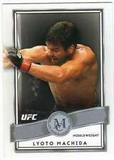 2016 Topps UFC Museum Collection #40 Lyoto Machida