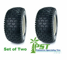 SET Of TWO 20X8.00-8 Turf Tires for Garden Tractor Lawn Mower Riding Mower
