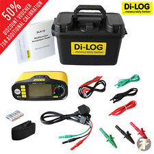 Di-Log DL9118 Multifunction Installation Tester  3Year Warranty  New Technology!