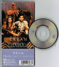 """PRINCE Cream /Horny Pony JAPAN 3"""" CD SINGLE WPDP-6286 Unsnapped/Unfolded  FREE S"""