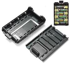 6pcs AAA Pack Battery Case UV-5R 5RA 5RB 5RC 5RD 5RE 5RE TH-F8 for Baofeng