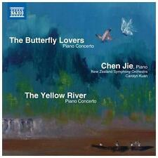 Butterfly Lovers Piano Concerto, New Music