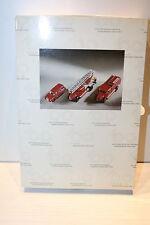 100 Jahre Automobil Daimler Benz 1886-1986 Feuerwehr (Brekina)