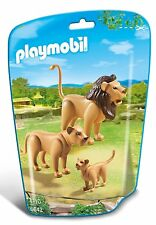 Playmobil 6642 City Life Zoo Lion Family