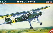 FIESELER Fi 156 C1 STORCH (LUFTWAFFE & AF polacco MKGS) 1/72 mistercraft