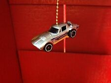 Hot Wheels Corvette Grand Sport 1-64 RARE Handmade Light Fixture or Fan Pull.