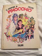 Libro Le Avventure Di Pinocchio Di Collodi