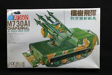 XS015 AFV CLUB 1/35 maquette AF3502 M730AI Chaparral Air Defense Missile System