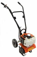 Mini Tiller Culivator, Gas Powered 2 stroke, 2 hp, 42CC