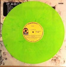 LED ZEPPELIN IV 4, TRANSPARENT MARBLED YELLOW COLORED VINYL LP BRAZILIAN IMPORT